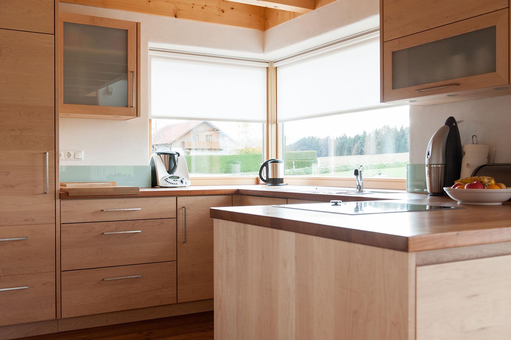 Kuche ahorn beste inspiration fur ihr interior design for Küche ahorn